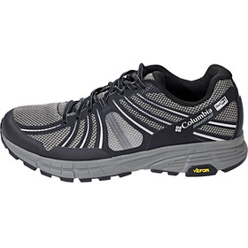 Columbia Mojave Trail Outdry Shoes Men black/white
